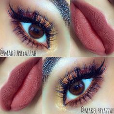 makeupbyazzah's Instagram posts | Pinsta.me - Instagram Online Viewer