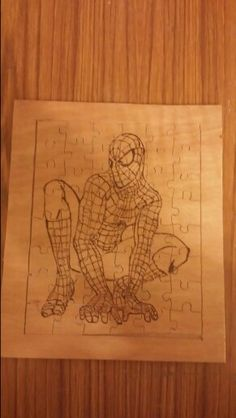 Spiderman puzzle 1