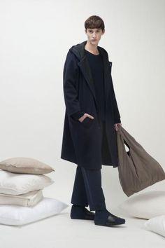 Fall/Winter Sportswear Minimalism from Italian Designer Lucio Vanotti x FW'2015 #designer #brand #menswear #fashion #outfit #mode #men #style #inspiration #look