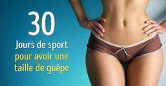 Cette routine d'exercices t'aidera à modeler ton corps
