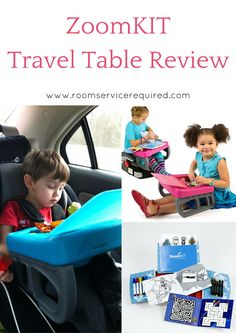 ZoomKIT Travel Table Traveling With Baby, Travel With Kids, Us Travel, Airplane Travel, Children And Family, Activities For Kids, Road Trip, Parenting, Table