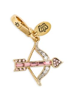 Juicy Couture Bow & Arrow Charm (Limited Edition)