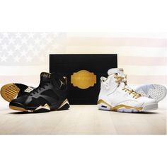535357-935 Air Jordan 6 7 Gold Medal Pack 2012 A06017 Price:$275.99 http://www.theblueretros.com/