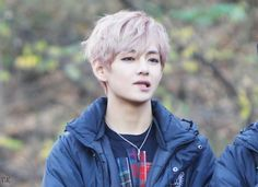 Taehyung BTS V