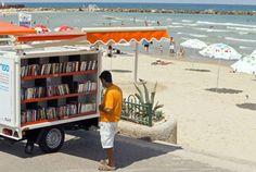 Un buon libro? Si trova anche in spiaggia http://winvaria.it/un-buon-libro-si-trova-anche-in-spiaggia