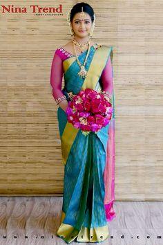Nina Trend Online Shopping Ninatrend Eshop Indian Wedding SareesBridal SareesIndian SareesSouth
