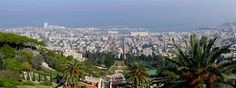 Haifa die drittgrösste Stadt Israels | W.E.G.