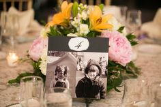 baby photo table numbers | Our baby picture table numbers!