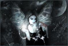 Dark Moon Fairy | Dark Fairy