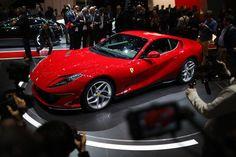 Ferrari Unleashes 'Superfast' Flagship to Bolster Volume Push - Bloomberg