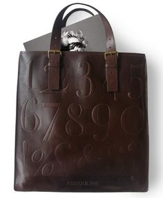 Lovely leather  bag