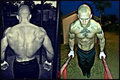 Get the Ultimate Transformation using nothing but calisthenics. #fitness #workouts