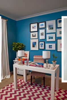 Want to paint my dining room this color!!