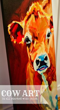 cow-painting-canvas-art 2