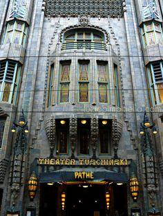 luzia pimpinella: Amsterdam ART DECO Filmtheater Tuschinski
