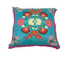 Cushion by Karma Living #bohemian #gipsy #boheme