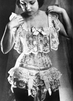 Lingerie - 1930's