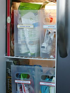 How to organize your freezer—for good!