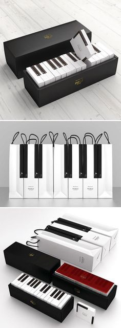 Marais Piano Cake Packaging packaging 189 Of The Most Genius Food Packaging Designs Ever Created Cool Packaging, Food Packaging Design, Packaging Design Inspiration, Brand Packaging, Branding Design, Packaging Ideas, Japanese Packaging, Coffee Packaging, Bottle Packaging