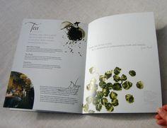 Museum of Tea: Corporate Brochure Inside