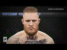 Video Game Face of Conor McGregor : if you love #MMA, you'll love the #UFC & #MixedMartialArts inspired fashion at CageCult: http://cagecult.com/mma