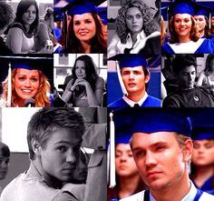 Creds to @One_Tree_Hill_Pictures one tree hill graduation