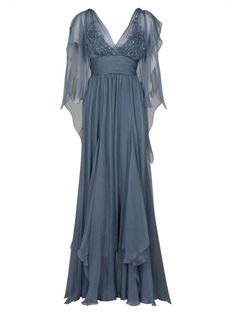 A Game of Clothes — Blue gown for the rose of Winterfell, Elie Saab Pretty Dresses, Blue Dresses, Formal Dresses, Long Dresses, Dress Long, Purple Dress, Prom Dresses, Beautiful Gowns, Beautiful Outfits