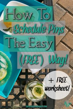 How to Schedule Pin the Easy (FREE) Way!