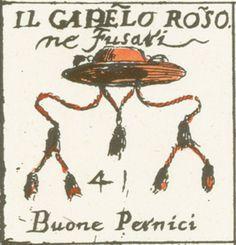 """G.M. Mitelli, a famous historiographer from Bologna, mentions the Capel Rosso in his 1712 """"Giuoco nuovo di tutte le Osterie che sono in Bologna"""" (""""New game of all taverns to be found in Bologna"""") as the tavern that offered its customers """"delicious roast partridges, well larded and served with toasts"""". // Apprezzato per la sua cacciagione, in particolar modo per le sue pernici, che vengono segnate come piatto forte dal Mitelli nella targa n.41 del suo Gioco."""