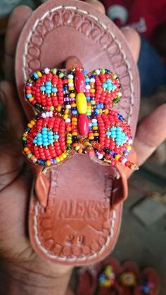 Kid Open Toe Slippers Red Spot Soft Sandals Teen 3D Print Shoes Walking Flip-flops Girls Boys