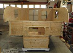 Build Your Own Camper Or Trailer Glen L RV Plans