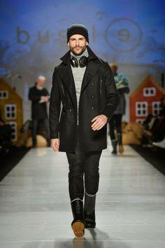 Bustle Autumn/Winter 2014 | World Mastercard Toronto Fashion Week