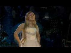 """The Prayer"" - Celtic Woman, featuring Chloe Agnew (from concert at Slane Castle, Ireland, 2006)"