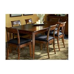 Cabria extendable dining table
