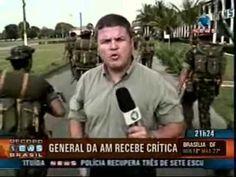 Lula ataca o General Augusto Heleno e o General recebe apoio dos militares