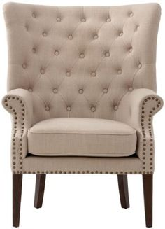 Custom Elaine Accent Chair Accent Chair Interior Seating