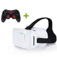 Find More 3D Glasses/ Virtual Reality Glasses Information about BOBOVR 3D VR Glasses Xiaozhai II Virtual Reality Headset 3D Glasses For iPhone Smartphone + T3+ Bluetooth Gamepad,High Quality gear kit,China glasses cycling Suppliers, Cheap glasses image from Guangzhou Etoplink Co., Ltd on Aliexpress.com