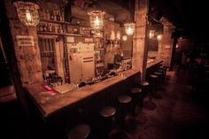 Jimmy Who? bar and club by studio-bald, Tel Aviv – Israel
