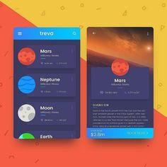 #Repost @creativroom  Space travel UI by Vijay Verma [@realvjy] on @dribbble - http://ift.tt/2nZNWyX . . Follow us  @creativroom  to get fresh UI/UX design inspirations  . . .  #creativroom #ui #ux #uiux #uidesign #uxdesign #userexperience #userinterface #interfacedesign #app #appdesign #mobiledesign #mobileappdesign #photoshop #sketch #illustrator #aftereffects #design #wireframe #interactiondesign #digitaldesign #graphicdesign #webdesign #webapp #websitedesign #landingpage #illustration…