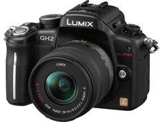 Panasonic DMC-GH2KK - LUMIX GH2K 16 Megapixel Compact System Camera 3X 14-42 mm Standard Zoom Lens Kit - Overview