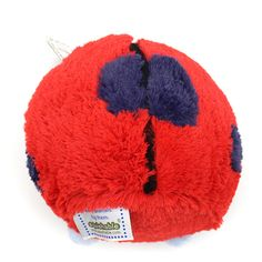 Throw a blanket over yo'self and cuddle with a mini Catbug squishable!   You'll thank yourself after a delicious plate of soft tacos. | StashRiot.com