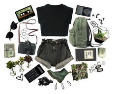 """""""// it's my party and i'll cry if i want to //"""" by jlol ❤ liked on Polyvore featuring adidas Originals, Madewell, Nearly Natural, Dr. Martens, LEXON, Urbanears and Old Navy"""