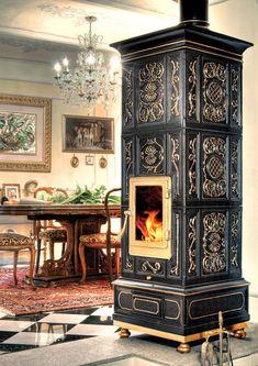 Ceramic stoves   Stoves   Vienna   La Castellamonte. Check it out on Architonic