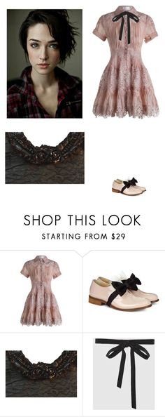 """Love every freckle #8"" by amory-eyre ❤ liked on Polyvore featuring Zimmermann, Pokemaoke and Gucci"