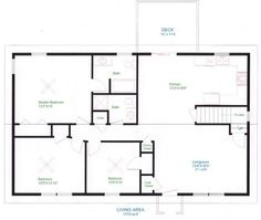 Love this too! Floor Plans For Homes | dressup home