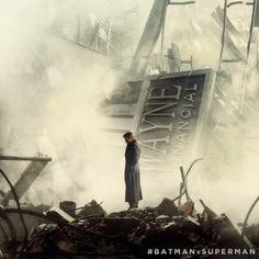 Batman vs Superman – Divulgada nova imagem oficial de Bruce Wayne! - Legião dos Heróis