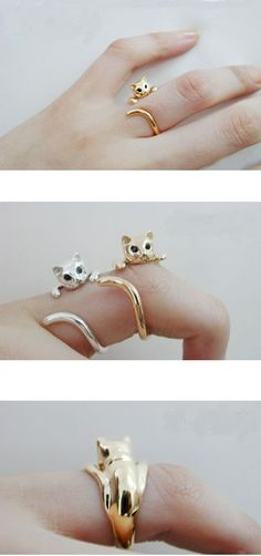 Cat Jewellery | We Heart It