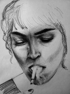 Cigarette di McinziaArt su Etsy