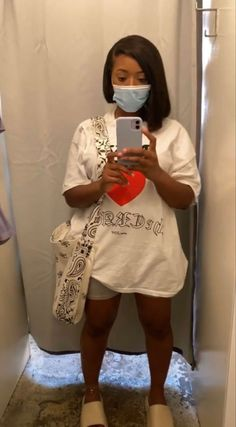 Swag Outfits For Girls, Chill Outfits, Cute Comfy Outfits, Baddie Outfits Casual, Everyday Outfits, Types Of Fashion Styles, Streetwear Fashion, Fashion Outfits, Dope Fashion
