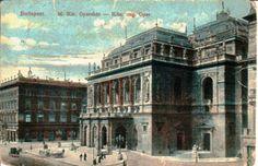 Budapest, Operaház